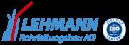 Lehmann Rohrleitungsbau AG Logo